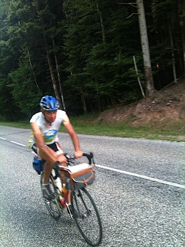 Route col Donon